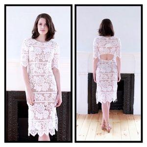 For Love and Lemons Viviana Lace Dress